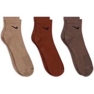 Men's Everyday Plus Lightweight Ankle Sock (3 Pack)