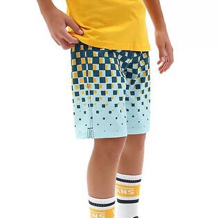 Junior Boys' [8-16] Checker Fade Boardshort