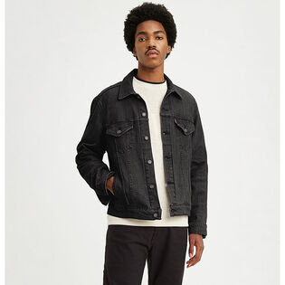 Men's Vintage Fit Trucker Jacket