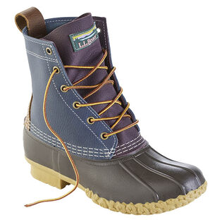 "Women's 8"" Limited Edition Colourblock Bean Boot"