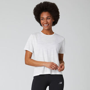 Women's Q Speed Jacquard Top