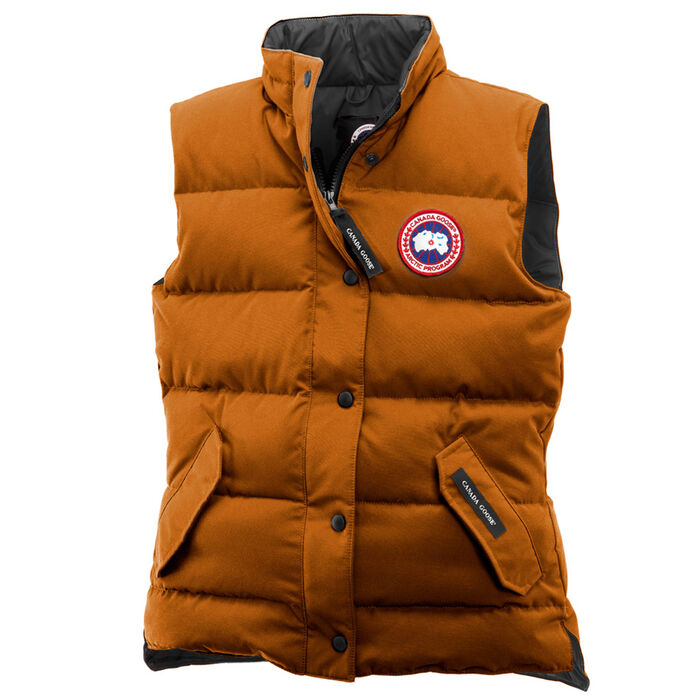 cafaf657304 Women's Freestyle Vest   Canada Goose   Sporting Life Online