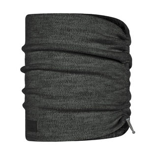 Graphite Merino Wool Fleece Neck Warmer