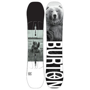 Juniors' Process Smalls Flat Top Snowboard [2021]