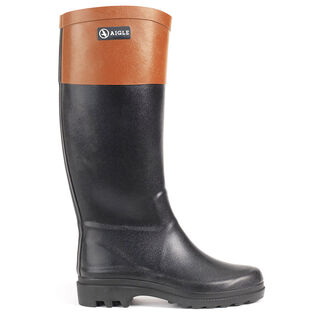Women's Aiglentine® Collar Rubber Boot