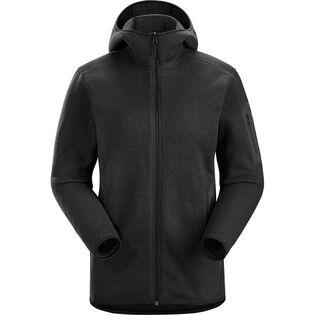 Veste à capuchon Covert pour femmes