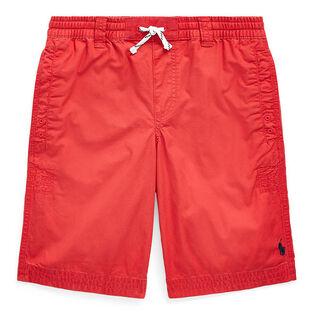 Junior Boys' [8-20] Cotton Twill Short