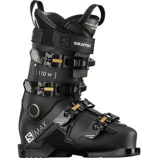 Bottes de ski S/Max 110 W pour femmes [2020]