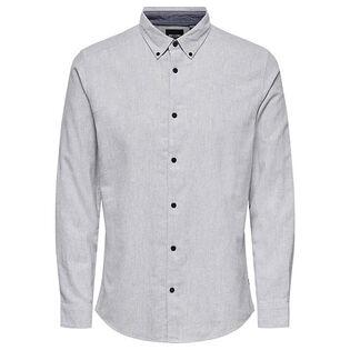 Men's Edin Flannel Twill Shirt