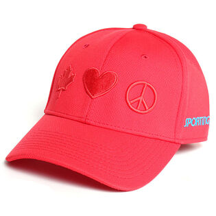 Unisex Love & Peace Baseball Cap