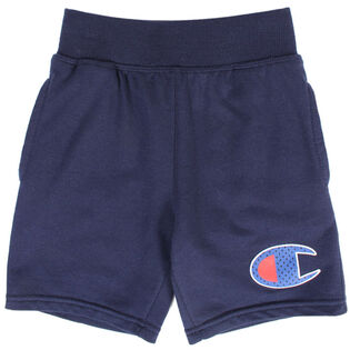 Kids' [2-7] French Terry Logo Sweat Short