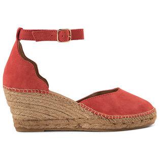 Sandales en jute Salome pour femmes