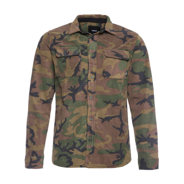 27a8ec1c8c Vans Men s Hillcrest Shirt