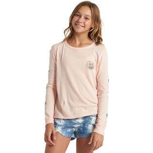 Junior Girls' [7-14] Catch A Wave Long Sleeve T-Shirt