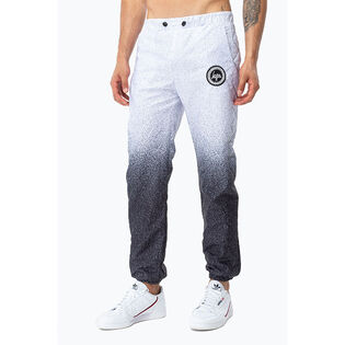 Men's Speckled Fade Quilted Jogger Pant