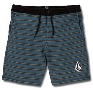 Junior Boys' [8-16] Comfort Fleece Short