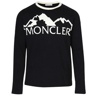 Junior Girls' [8-14] Mountain Long Sleeve T-Shirt