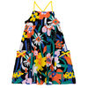 Girls' [3-6] Abstract Floral Dress