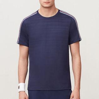 Men's Heritage Jacquard Crew T-Shirt