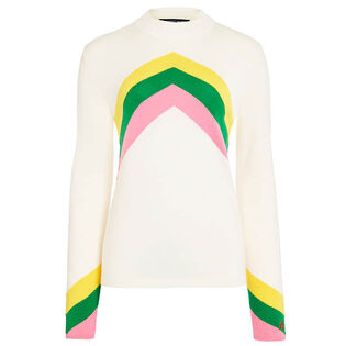 Women's Chevron Sweater