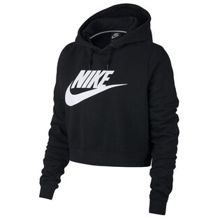 Women's Rally Cropped Hoodie