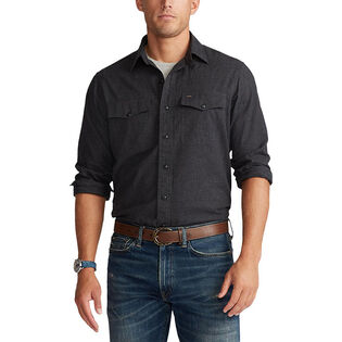 Men's Classic Fit Performance Flannel Shirt