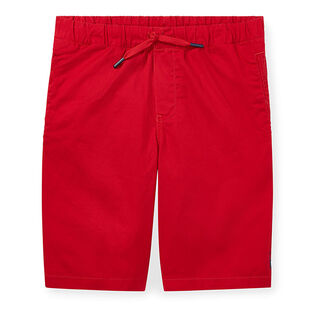 Junior Boys' [8-20] Cotton Chino Pull-On Short