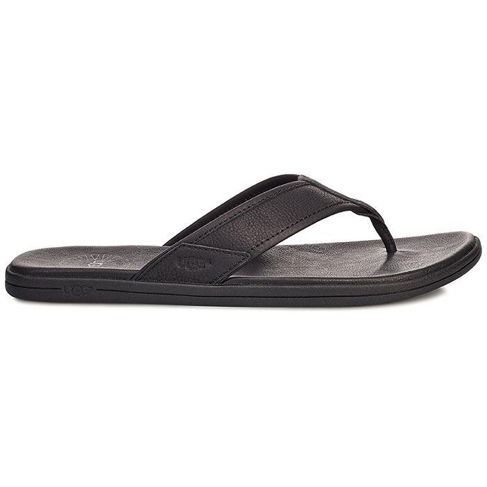 Men's Seaside Leather Flip Flop Sandal