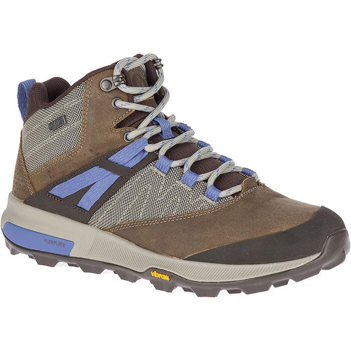 Women's Zion Mid Waterproof Hiking Boot