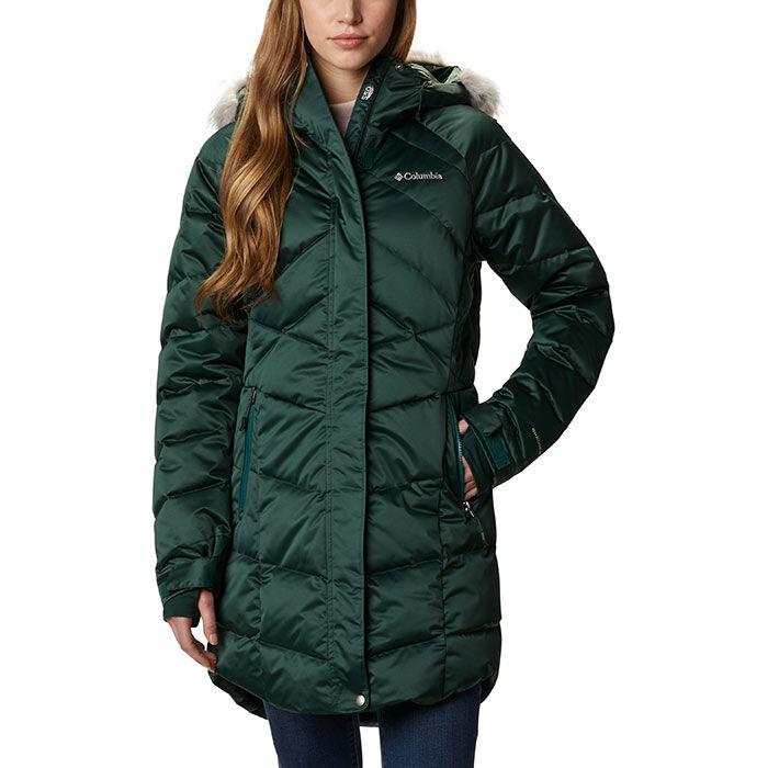 Manteau mi-long Lay D Down™ II pour femmes