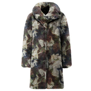 Women's Tracy Faux Fur Coat
