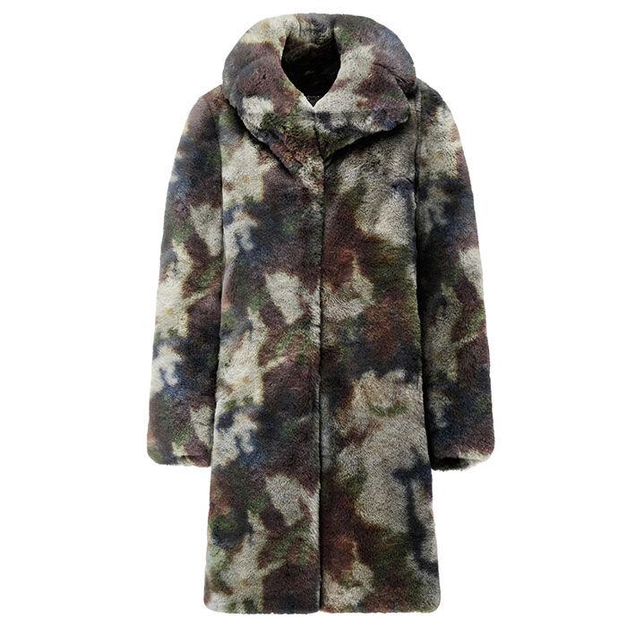 Women's Tracy Faux Fur Coat