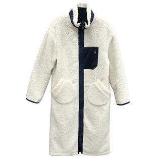 Women's Long Sherpa Coat