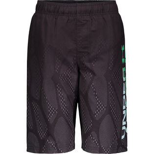 Junior Boys' [8-16] Venom Volley Swim Trunk