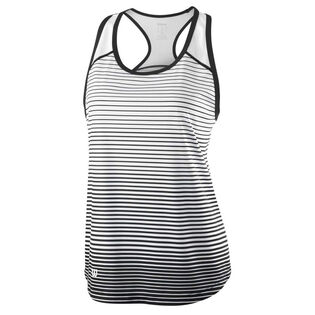 Women's Team Striped Tank Top