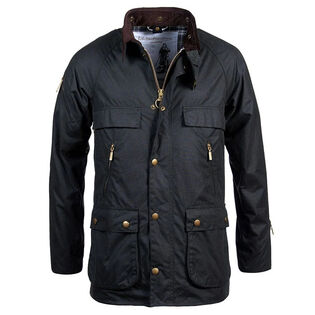 Men's Icons Bedale Waxed Cotton Jacket