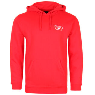 Men's Full Patch Pullover Hoodie