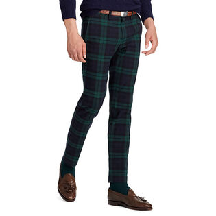 Men's Stretch Straight Fit Cotton Chino Pant