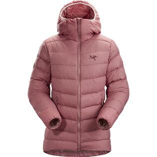 Manteau à capuchon Thorium AR pour femmes