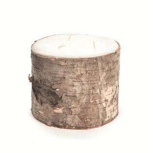 Birch Bark Candle (Medium)