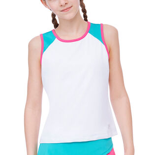 Junior Girls' [7-14] Paint The Lines Tank Top