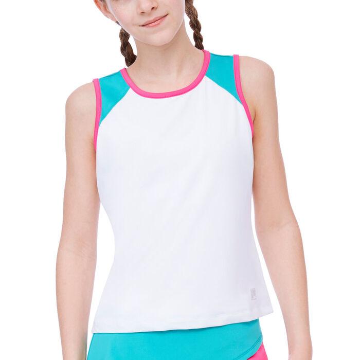 Camisole Paint The Lines pour filles juniors [7-14]