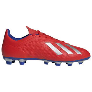 Men's X 18.4 Flexible Ground Cleat