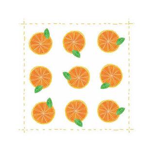 Fashion Orange Napkin