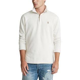 Men's Estate Rib Half-Zip Pullover Sweater
