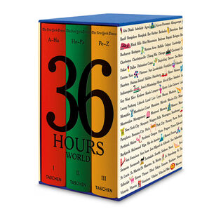 The New York Times 36 Hours World Book Set