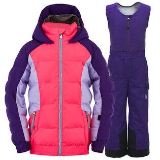 Girls' [2-7] Atlas + Sparkle Two-Piece Snowsuit