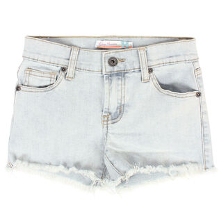 Junior Girls' [7-16] Denim Cut-Off Short