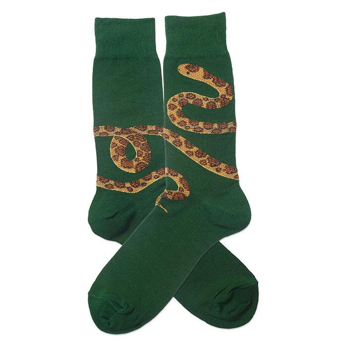 Men's Snake Crew Sock