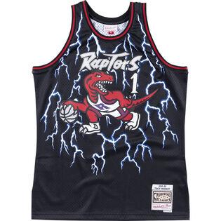 Men's Toronto Raptors 1998-99 Tracy McGrady Lightning Swingman Jersey